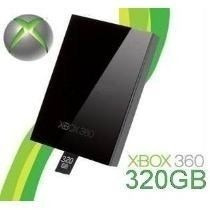 Hd 320 Gb Xbox 360 Memoria Interna