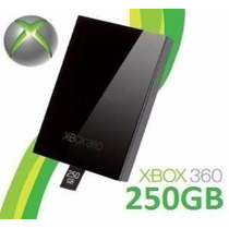 Hd 250gb Original Xbox 360 Slim E Super Slim Microsoft Novo