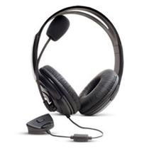 Fone Headset Com Microfone E Controle De Volume P/ Xbox 360