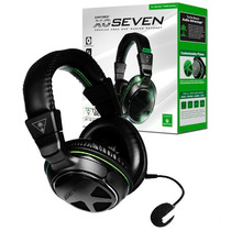 Headset Turtle Beach Xo Seven Ear Force Xbox One + Adaptador