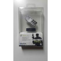 Xbox 360 Head Set Edição Limitado Call Of Duty Mw3.