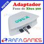 Adaptador Conversor De Fone De Ouvido E Mic. Para Xbox 360