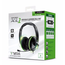 Headset Turtle Beach Ear Force Xl1 Ps4 Xbox 360 Xbox One