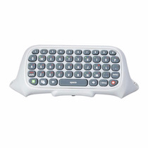 Teclado Controle Wireless Com Fio Keyboard Chatpad Xbox 360