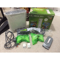Xbox 360 Arcade Jasper + Guitarhero Completo