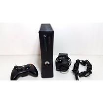 Xbox360 Slim4gb+10 Jogos Em Disco+joga Na Live+frete Grátis!
