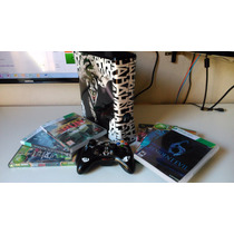 Xbox 360 Slim Impecável Vendo Ou Troco Por Ps3
