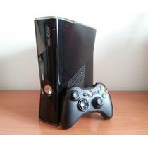 Xbox 360 250 Gb Wi Fi Com 01 Controle Sem Fio, Jogos E Mais.