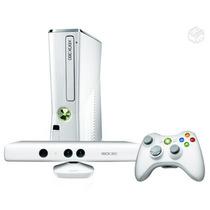 X-box 360 250gb Branco Jtag Completo