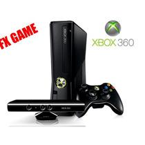 Xbox360 Travado - Com Kinect - Controle Original - Cabo Hdmi