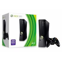Xbox 360 Destravado + 5 Jogos