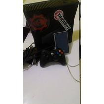 Xbox 360 Slim + Hd 500gb + Kinect + 1 Controle + 36 Jogos