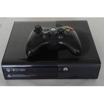 Xbox 360 Super Slim 500 Gb Hd Kinect Bloqueado Usado