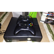 Xbox 360 Slim 250 Gb 2 Manetes