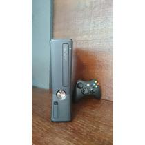Console Xbox 360slim 250gb Completo+jogo L.a. Noire+headset