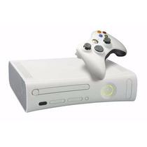 Xbox 360 Semi Novo Desb. + Controle + 15 Jogos Em Até 12x