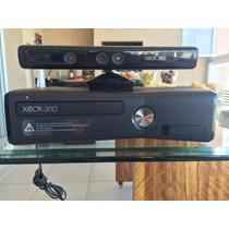 Xbox - Super Novo Com Kinet / 18 Jogos /2 Mantes