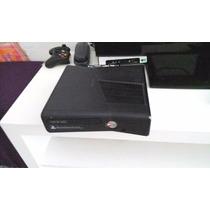 Xbox 360 + Kinect + Controle + Tapete + Jogos!!!