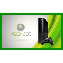 Xbox 360 Super Slim 4gb + L.t 3.0 + Cabo Hdmi + 3 Jogos
