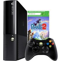 Console Xbox 360 4gb + Controle Sem Fio - Microsoft