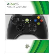 Controle Xbox 360 Wireless Sem Fio - Oficial Microsoft