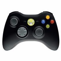 Controle Xbox 360 Original Microsoft Sem Fio Wireless Branco
