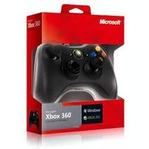 Microsoft 52a-00003 Controlador Xbox 360 Com Fio