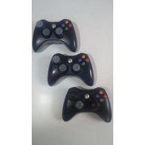 Controle De Xbox 360 Sem Fio -original 100%