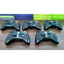 Manetes Semi-novas De Xbox 360