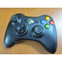 Controle Manete Xbox360 Sem Fio Original