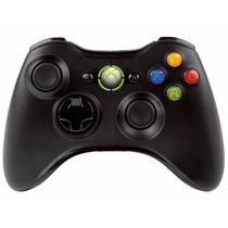 Controle Xbox 360 Sem Fio Original Microsoft