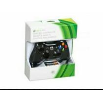 Controle Xbox 360 Novo Sem Fio Original