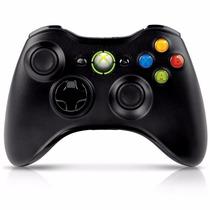 Controle Xbox 360 Wireless S/ Fio Original Feir Frete Grátis