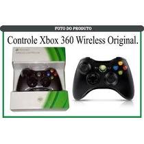 Controle Sem Fio Original Para X Box 360 Novo 149,99