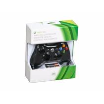 Controle Manete Joystick Xbox 360 Original Microsoft Sem Fio