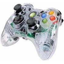 Controle Com Fio Xbox 360 E Pc Slim Joystick Marca Feir