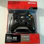 Controle Xbox Com Adaptador Para Pc
