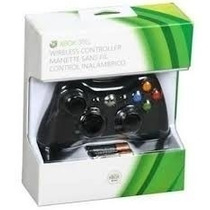 Joystick Xbox360 Wireless 100% Original Microsoft Sem Fio