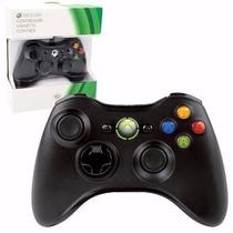 Controle Para Xbox 360 Sem Fio Original Fair Knup Com Nota