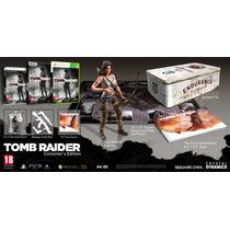 Tomb Raider Edição De Colecionador Xbox 360