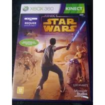 Jogo Star Wars (kinect) - Xbox 360