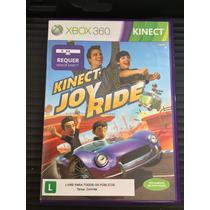 Kinect Joy Ride Xbox 360 Impecável Original Impecável