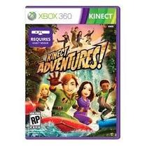 Kinect Adventures Xbox 360 Jogo Original