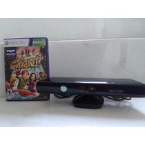 Sensor Kincet Xbox 360 + Kincet Adventure
