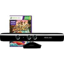 Kinect Sensor Xbox 360 Novo + Jogo Original