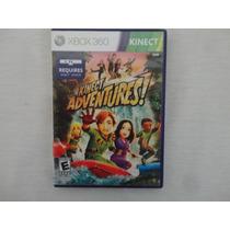 Kinect Adventures Jogo Original Xbox 360
