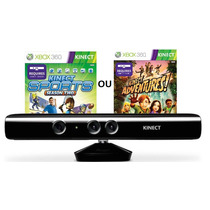Kinect Sensor Xbox 360 Sensor Original + Jogo