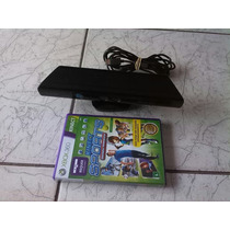Kinect Do Xbox 360 + 1 Jogo