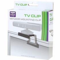 Suporte Sensor Kinect Tv Clip Ki-nect Microsoft Xbox 360