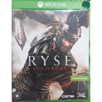 Ryse Son Of Rome Usado Xbox One Portugues Envio Imediato